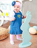 Детский костюм для девочки KS-19-14-4 *Тропики* (размер 68,74,80), фото 2