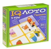 IQ игры Айрис-Пресс