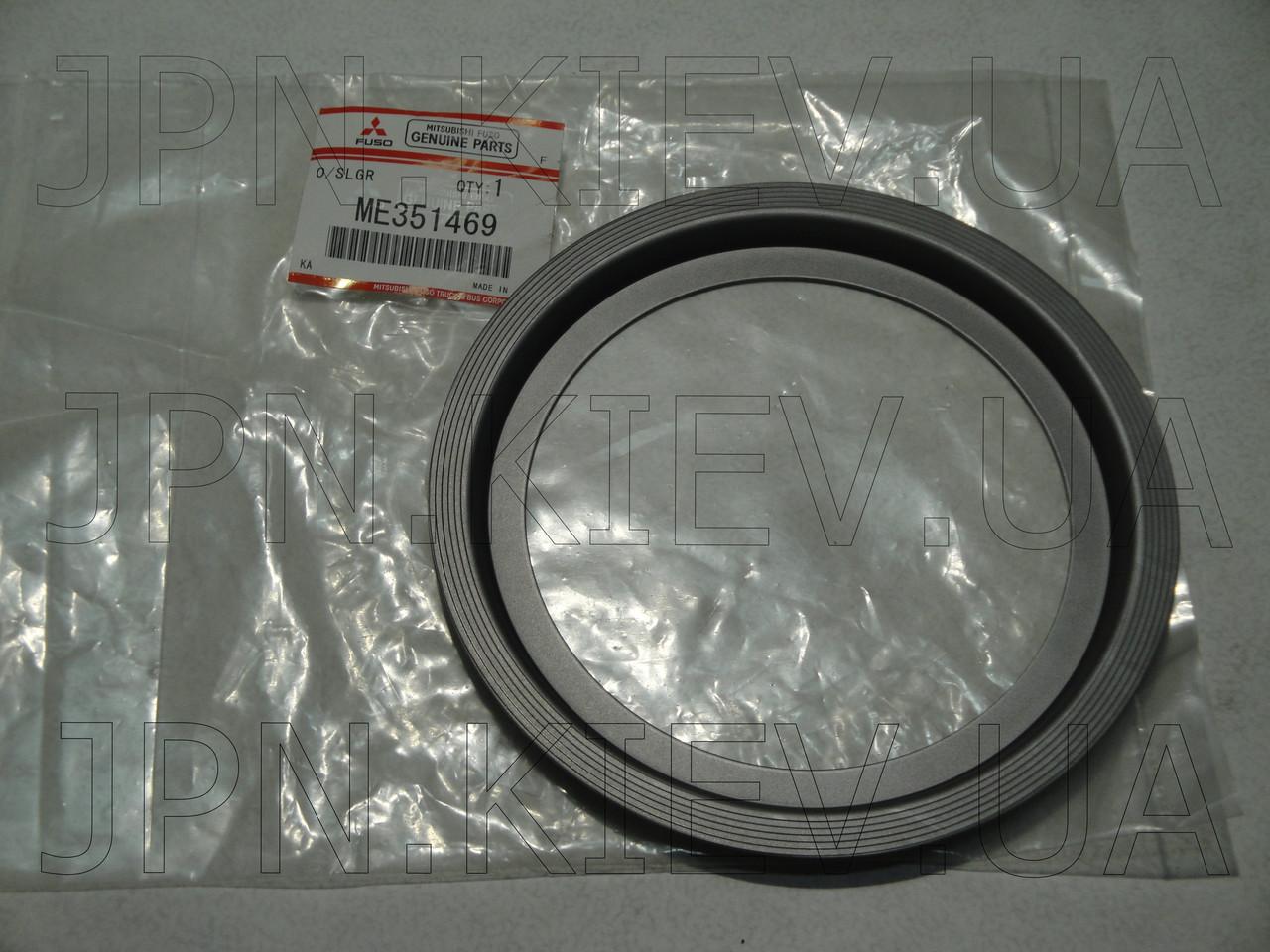 Шайба маслоотражающая коленвала задняя MITSUBISHI SAFIR MS827 (3092020100/ME351469) MITSUBISHI