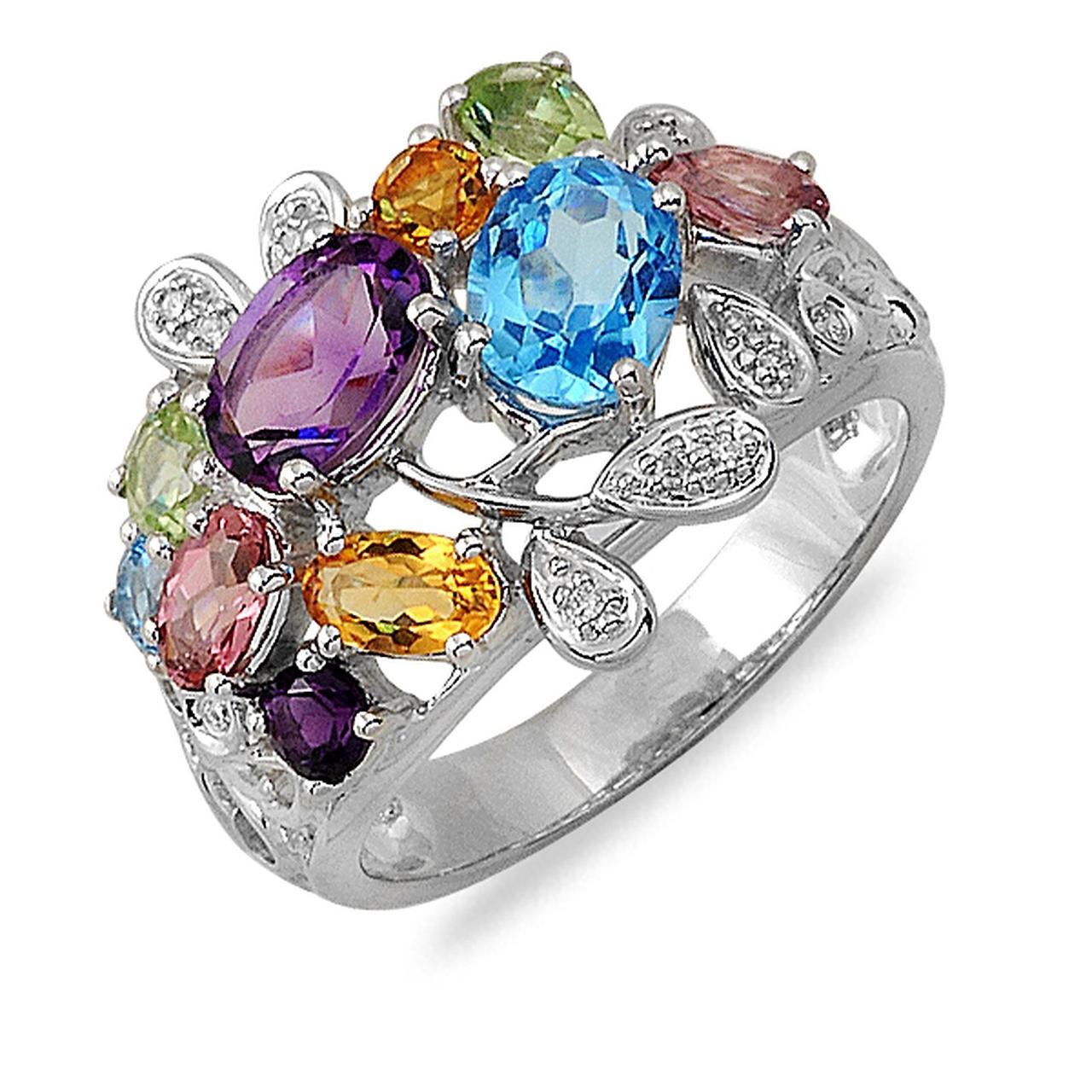 Золотое кольцо, размер 16.5 (019769)