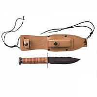Нож MIL-TEC US Pilot Survival Knife