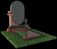 Гранитный одиночный памятник