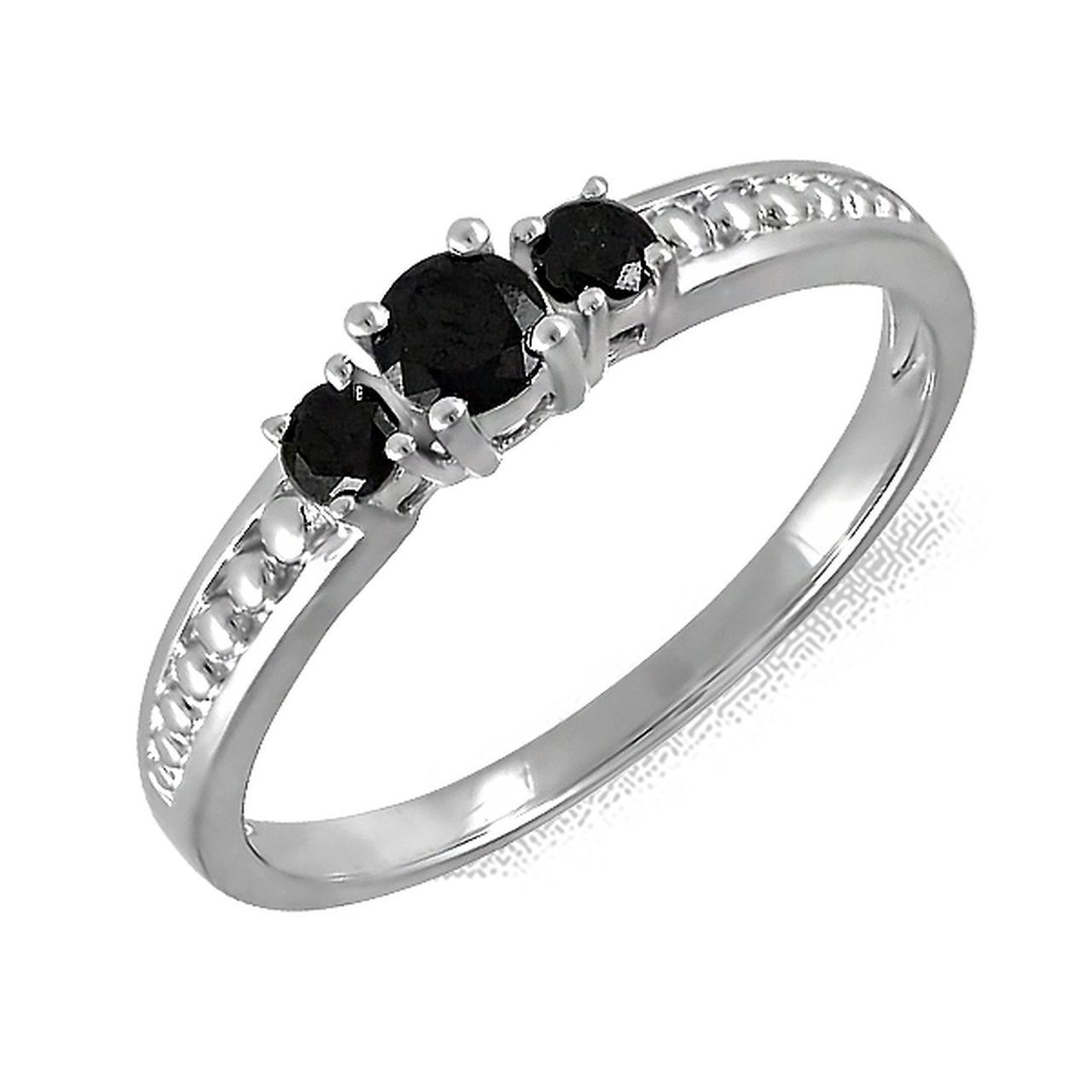 Золотое кольцо с бриллиантами, размер 16.5 (156322)