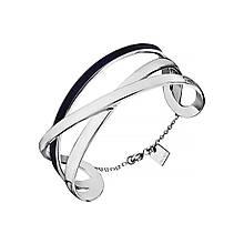 Браслет из серебра с эмалью (827816)