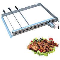 Шашлычница электрическая PicNic BBQ с переносной рамкой ленивый шашлычник КОД: PNQ-020