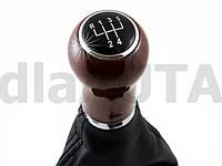 Рукоятка рычага переключения передач + сильфон VW Golf IV 4 Bora