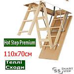 Чердачные лестници Hot Step premium