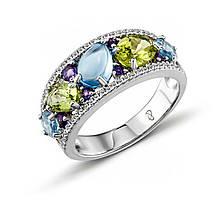 Золотое кольцо, размер 15.5 (1551364)