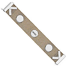 Женский браслет из ювелирного сплава , размер 17.5 (854471)