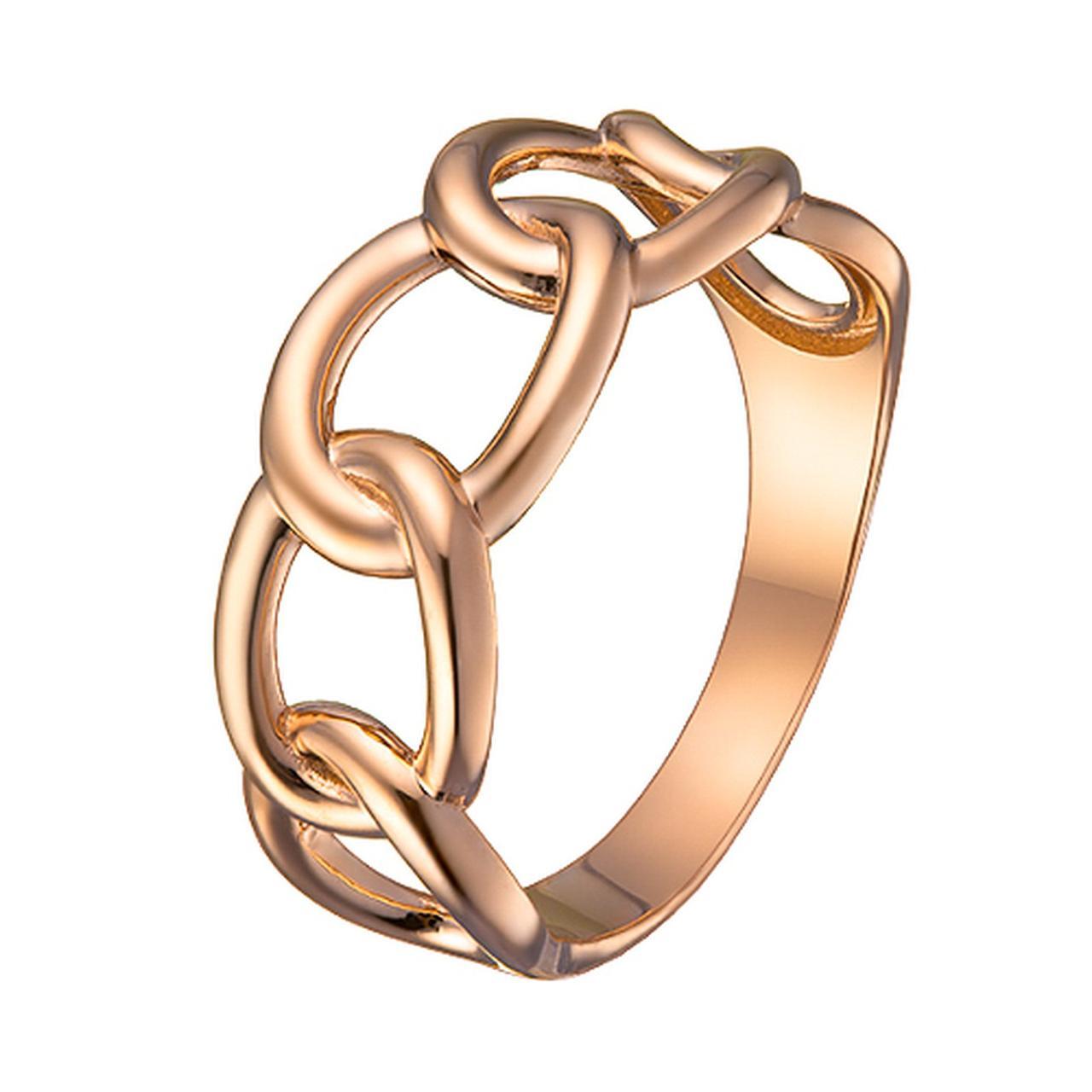 Золотое кольцо, размер 17 (1722092)