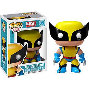 Фигурка Funko Pop Фанко Поп Марвел Росомаха Marvel Wolverine 10 см XM W 05