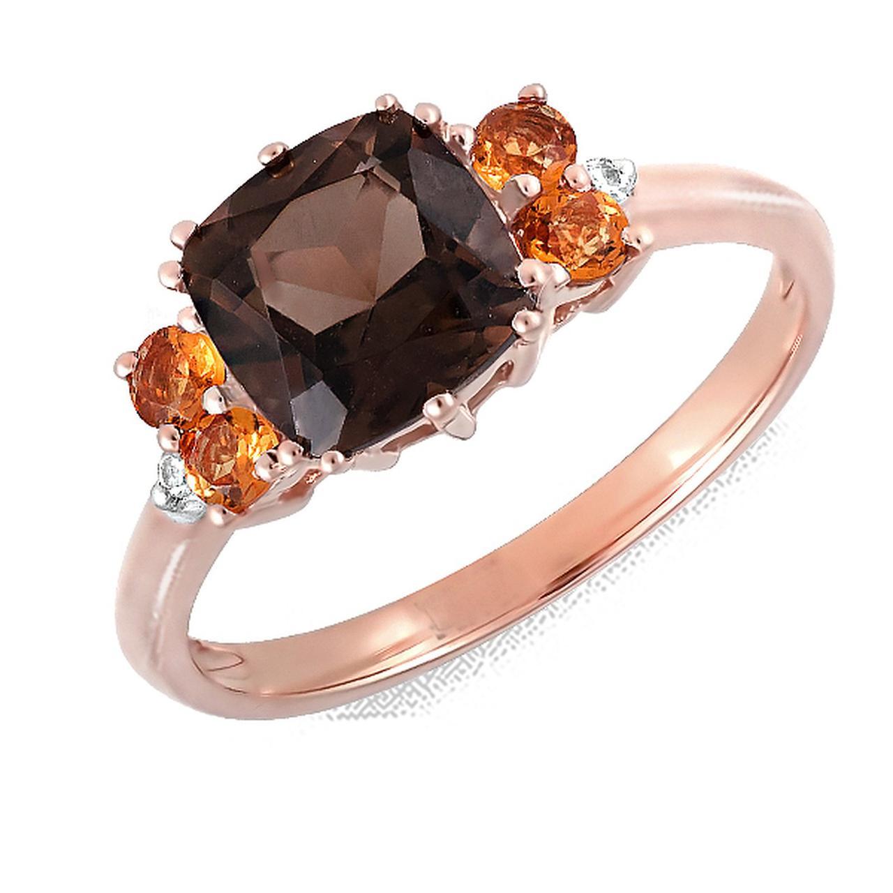 Золотое кольцо, размер 18 (156344)