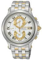 Мужские часы Seiko SPC068P1 Premier Retrograde Chrono
