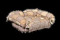 Лежак для домашних животных Мур-Мяу Барон Бежевый КОД: hub_MGXz18299