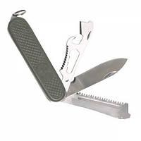 Нож MIL-TEC Spanish Army Pocket Knife OD