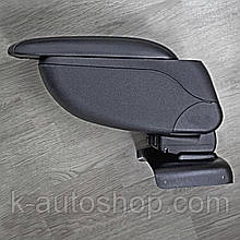 Підлокітник armcik s2 з зсувною кришкою і регульованим нахилом для Mazda2 (DJ) 2014-2019