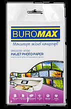 Фотобумага глянцевая, 10х15 см, 180 г/м², 100 л..(BM.2230-4100)