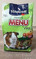 Vitakraft Menu Vital для морских свинок, 400 г