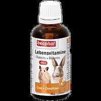 Кормовая добавка Lebensvitamine для грызунов и кроликов