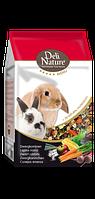 Корм для кроликов Deli Nature 5* Menu Dwarf Rabbit 2,5 кг.
