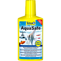 Tetra АQUASAFE кондиционер для подготовки водопроводной воды аквариума, 50 мл