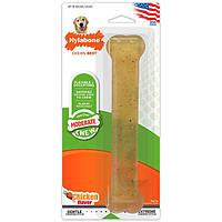 Nylabone FlexiChew Petite жевательная игрушка кость для собак до16 кг с умеренным стилем грызения, вкус курицы