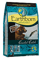 Earthborn Holistic COASTAL CATCH беззерновой корм для собак БЕЛАЯ РЫБА, 2,5 кг