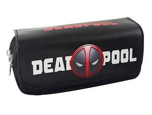 Пенал органайзер Deadpool logo Дэдпул  лого DP50.20