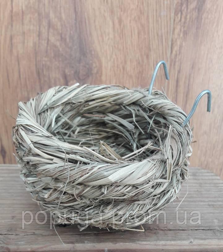 Гнездо плетенное для канарейки