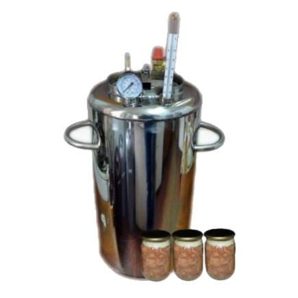 Автоклав для домашнего консервирования импортный купить мини пивоварня базовый