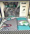 Подростковое постельное белье Aran Clasy Space ранфорс, фото 2