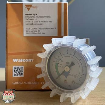 Регулятор тиску повітря з манометром Walcom 90105/W