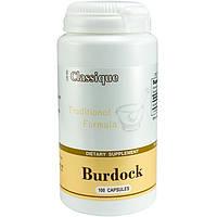 Burdock Santegra  Бёрдок/ Корень лопуха: очищение организма, расстройство желудка
