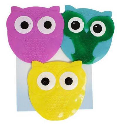"""Уценка. Набор игрушек для ванной """"Совушки"""" - дефекты краски LN-8663"""