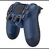 Джойстик Sony PS 4 DualShock 4 Wireless Controller, Геймпад для приставки, джойстик для телефона, фото 3