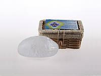 Дезодорант натуральный Кристалл в бамбуковой шкатулке, цельный минерал, 100 г