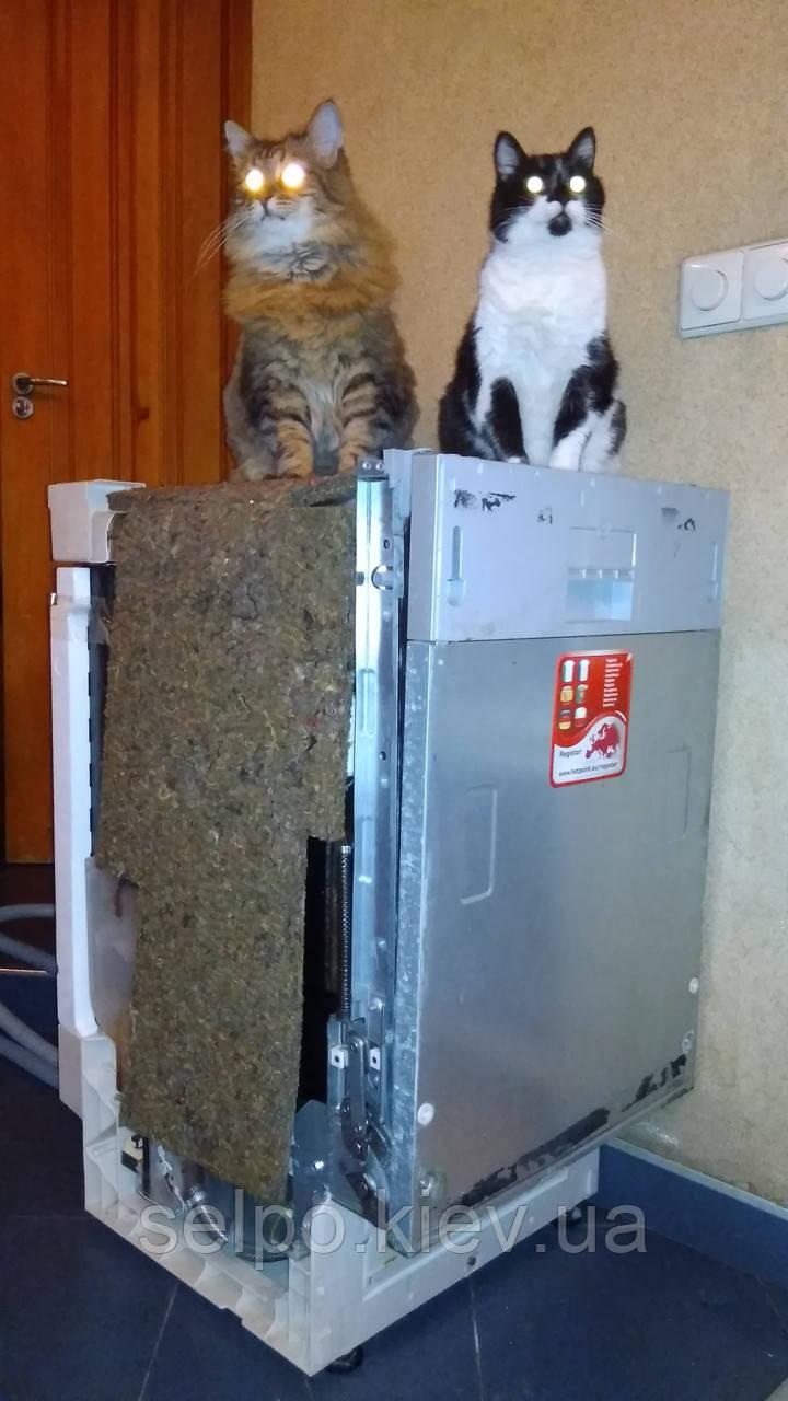 Посудомоечная машина полногабаритная 60см,встраиваемая ARISTON,с НОВЫМ