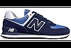 Оригінальні чоловічі кросівки New Balance 574 (ML574SSM)