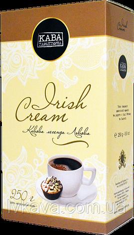 Кофе молотый Кава Характерна Caramel ,250г, фото 2