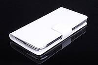 Чохол книжка для Lenovo S650 білий, фото 1