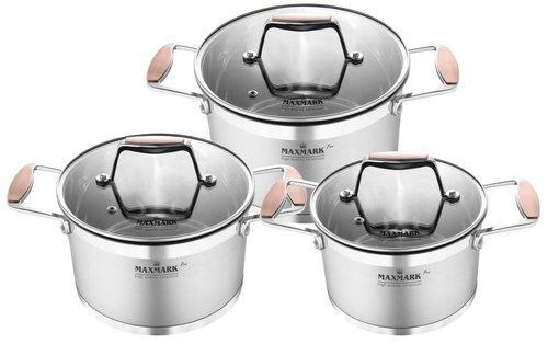 Набор посуды MAXMARK MK-LX3206A