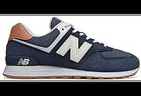 Оригинальные мужские кроссовки New Balance 574 (ML574TYA), фото 1