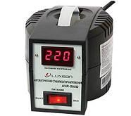 Стабилизатор напряжения LUXEON AVR-500 D (черный), фото 2