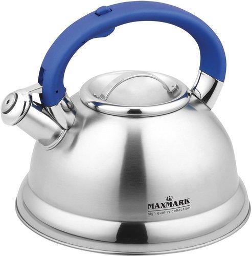 Чайник для плиты MAXMARK MK-1311 (нерж., 3 л.)