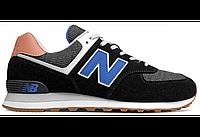 Оригинальные мужские кроссовки New Balance 574 (ML574TYE), фото 1