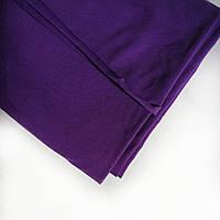 Стрейч кулір Фіолетовий - 95% бавовна та 5% еластану