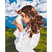 Картина по номерам Идейка Девичьи мысли КНО4626