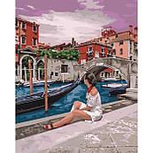 Картина по номерам Идейка Удивительная Венеция КНО4658