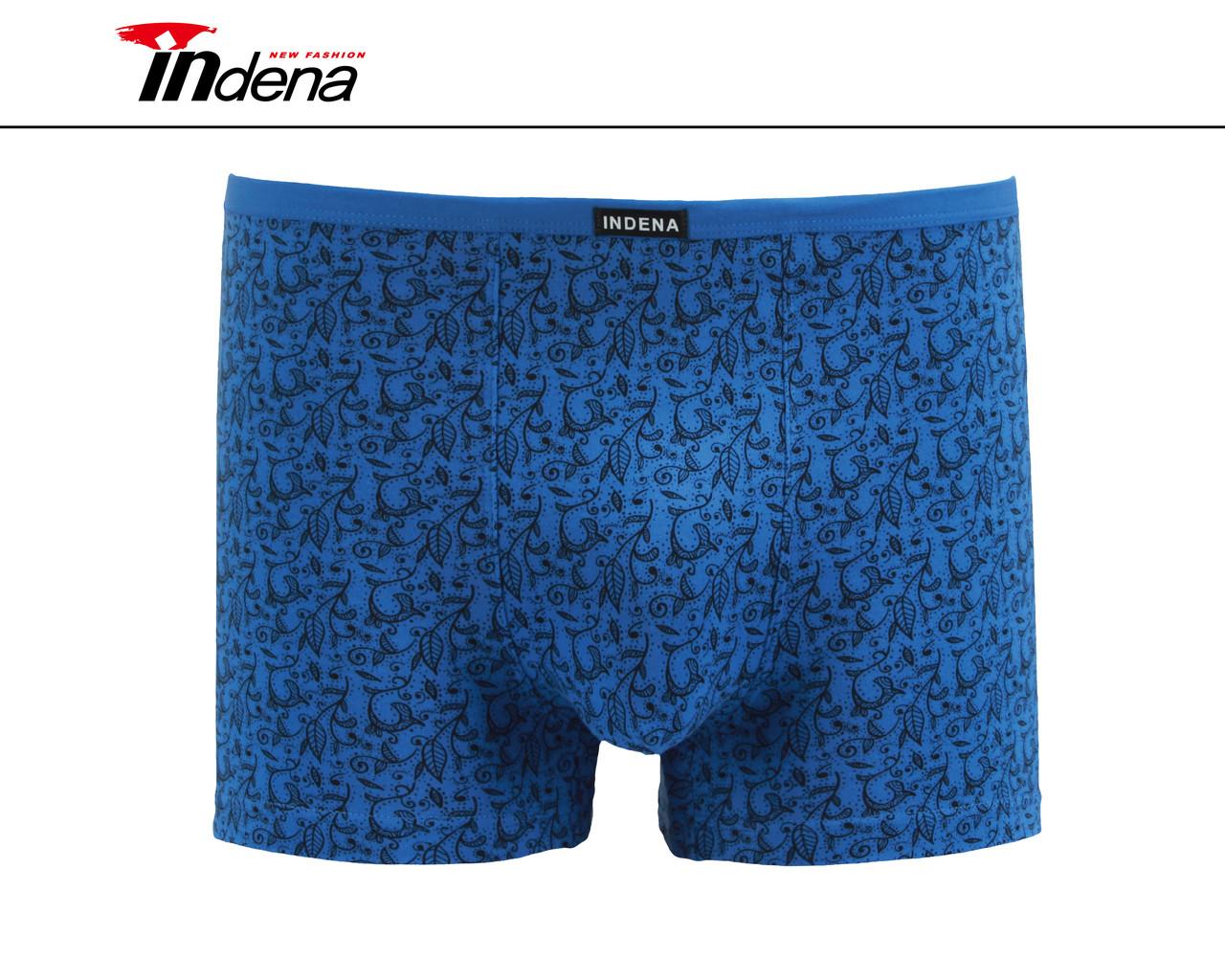 Мужские стрейчевые боксеры «INDENA»  АРТ.95171