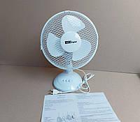 Настольный вентилятор бытовой Opera Digital 0309 (25 см)